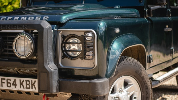 2014 Land Rover Defender 110 XS For Sale (picture 138 of 234)