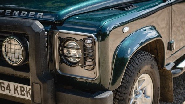 2014 Land Rover Defender 110 XS For Sale (picture 147 of 234)