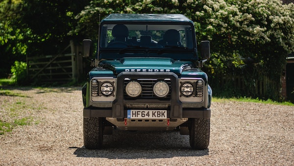 2014 Land Rover Defender 110 XS For Sale (picture 8 of 234)