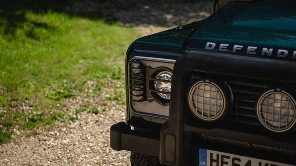 2014 Land Rover Defender 110 XS For Sale (picture 146 of 234)