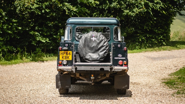 2014 Land Rover Defender 110 XS For Sale (picture 14 of 234)