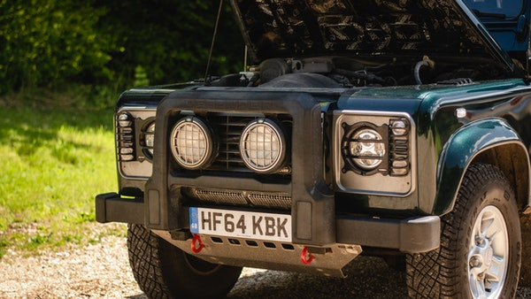2014 Land Rover Defender 110 XS For Sale (picture 148 of 234)