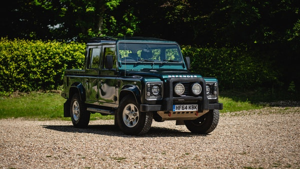 2014 Land Rover Defender 110 XS For Sale (picture 10 of 234)