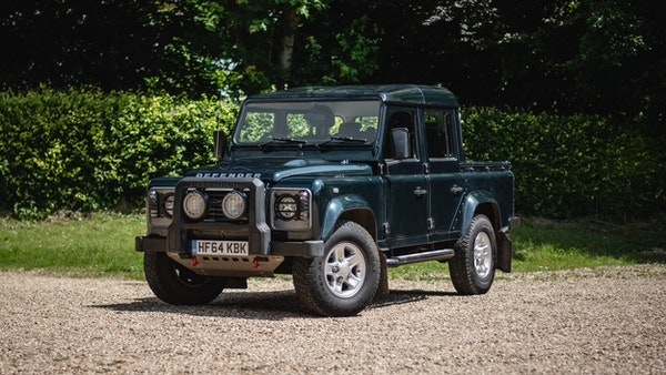 2014 Land Rover Defender 110 XS For Sale (picture 1 of 234)