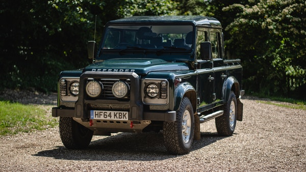 2014 Land Rover Defender 110 XS For Sale (picture 6 of 234)