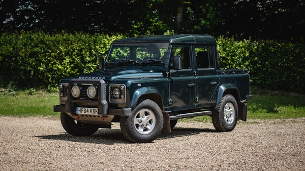 2014 Land Rover Defender 110 XS For Sale (picture 4 of 234)