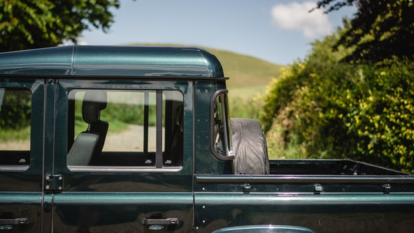 2014 Land Rover Defender 110 XS For Sale (picture 143 of 234)