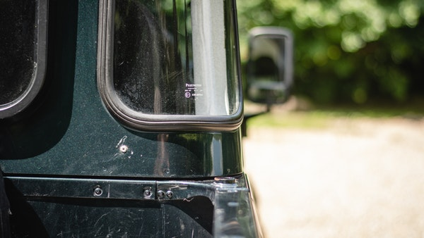 2014 Land Rover Defender 110 XS For Sale (picture 131 of 234)