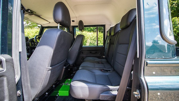 2014 Land Rover Defender 110 XS For Sale (picture 44 of 234)