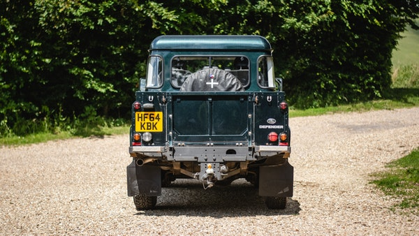 2014 Land Rover Defender 110 XS For Sale (picture 13 of 234)