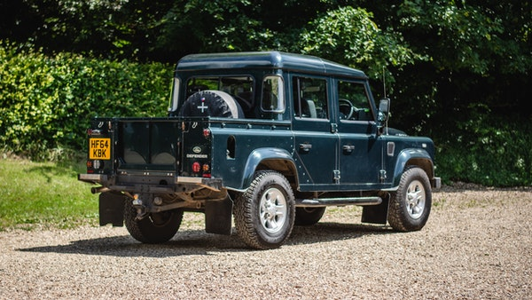 2014 Land Rover Defender 110 XS For Sale (picture 11 of 234)