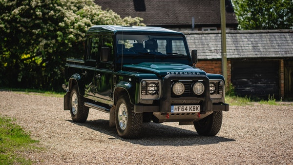2014 Land Rover Defender 110 XS For Sale (picture 9 of 234)
