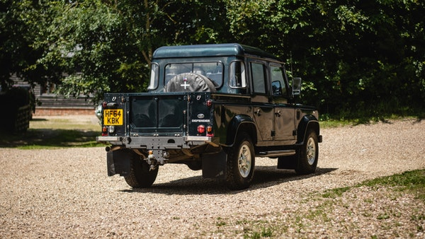 2014 Land Rover Defender 110 XS For Sale (picture 12 of 234)