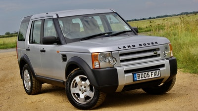 NO RESERVE! 2005 Land Rover Discovery 3 2.7 TDV6 S
