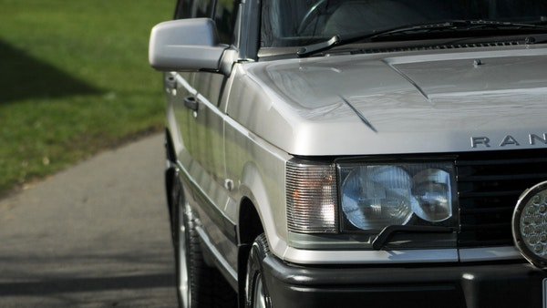 2000 P38 Range Rover 4.6 HSE For Sale (picture 69 of 129)