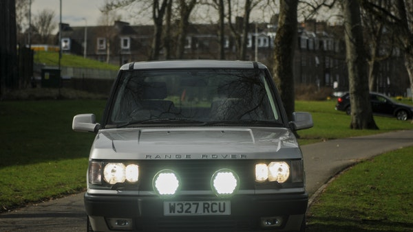 RESERVE LOWERED - 2000 P38 Range Rover 4.6 HSE For Sale (picture 75 of 129)
