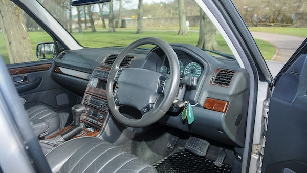 2000 P38 Range Rover 4.6 HSE For Sale (picture 16 of 129)