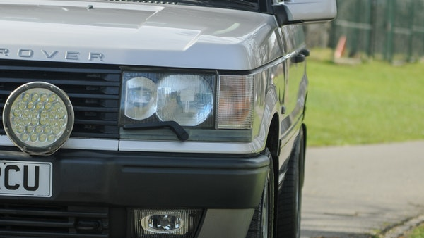 RESERVE LOWERED - 2000 P38 Range Rover 4.6 HSE For Sale (picture 70 of 129)