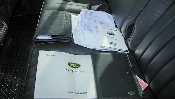 RESERVE LOWERED - 2000 P38 Range Rover 4.6 HSE For Sale (picture 122 of 129)