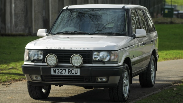RESERVE LOWERED - 2000 P38 Range Rover 4.6 HSE For Sale (picture 3 of 129)