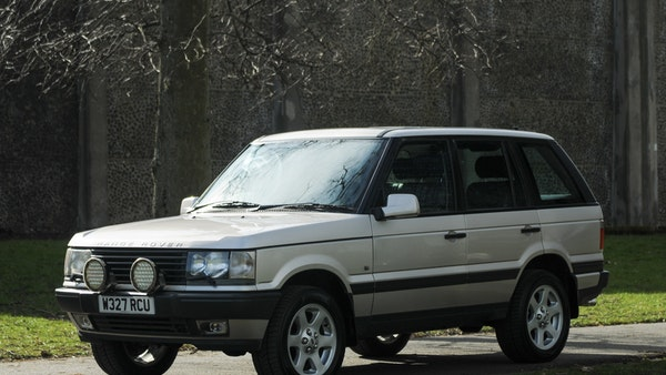 2000 P38 Range Rover 4.6 HSE For Sale (picture 4 of 129)