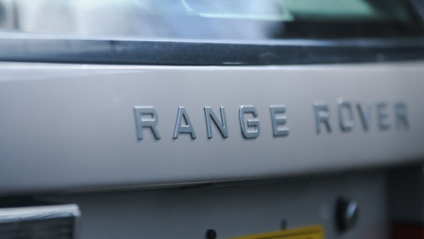 RESERVE LOWERED - 2000 P38 Range Rover 4.6 HSE For Sale (picture 76 of 129)
