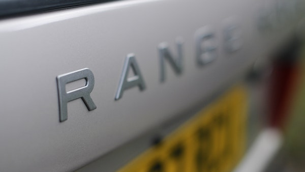 RESERVE LOWERED - 2000 P38 Range Rover 4.6 HSE For Sale (picture 89 of 129)