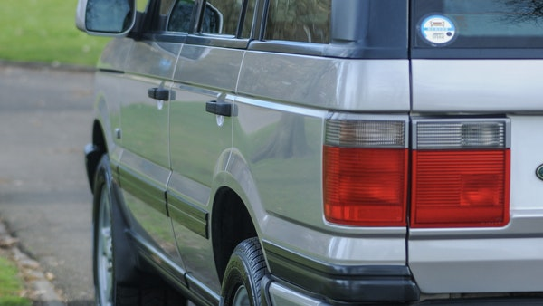 RESERVE LOWERED - 2000 P38 Range Rover 4.6 HSE For Sale (picture 71 of 129)