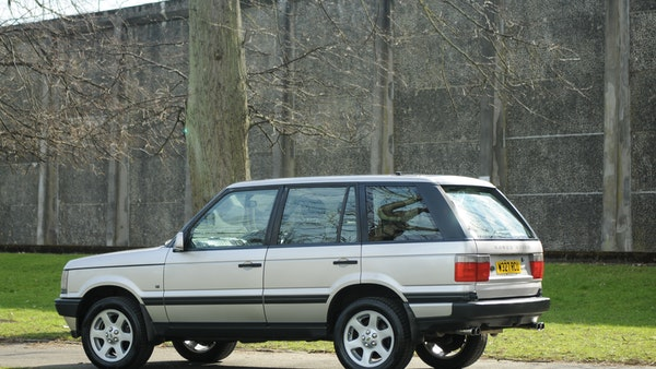 2000 P38 Range Rover 4.6 HSE For Sale (picture 6 of 129)