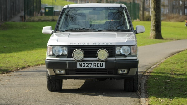RESERVE LOWERED - 2000 P38 Range Rover 4.6 HSE For Sale (picture 7 of 129)
