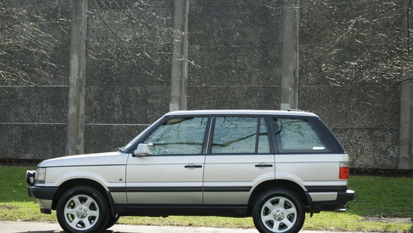 RESERVE LOWERED - 2000 P38 Range Rover 4.6 HSE For Sale (picture 5 of 129)