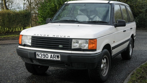 1996 Range Rover P38a Ex-Police For Sale (picture 14 of 104)