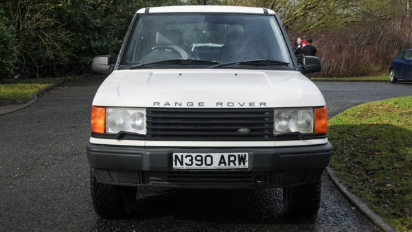 1996 Range Rover P38a Ex-Police For Sale (picture 13 of 104)