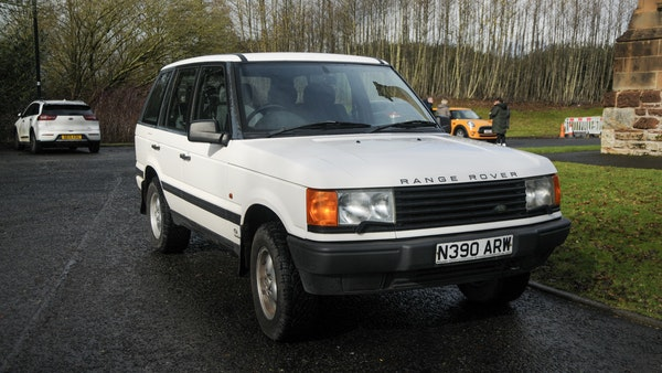 1996 Range Rover P38a Ex-Police For Sale (picture 12 of 104)