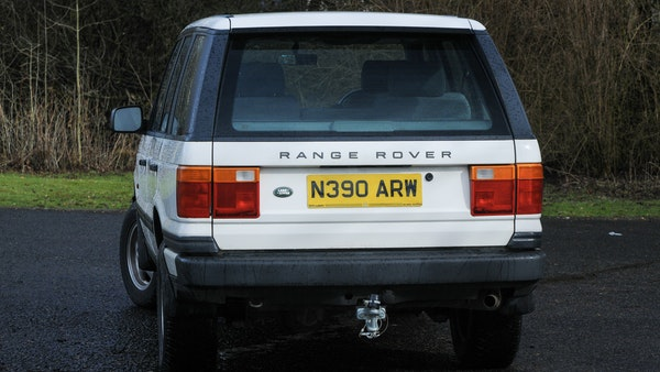 1996 Range Rover P38a Ex-Police For Sale (picture 8 of 104)