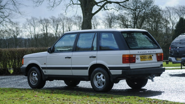 1996 Range Rover P38a Ex-Police For Sale (picture 6 of 104)