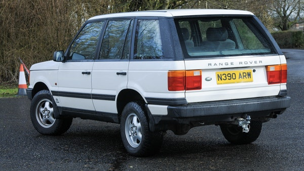 1996 Range Rover P38a Ex-Police For Sale (picture 3 of 104)