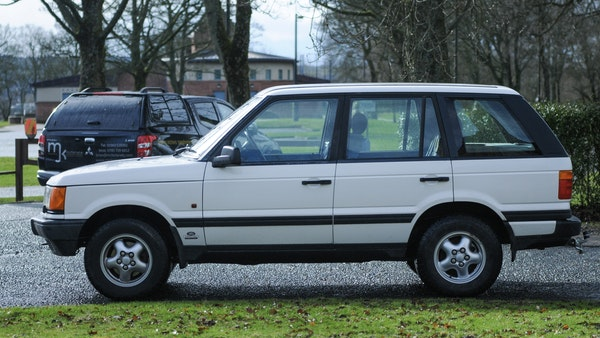 1996 Range Rover P38a Ex-Police For Sale (picture 5 of 104)