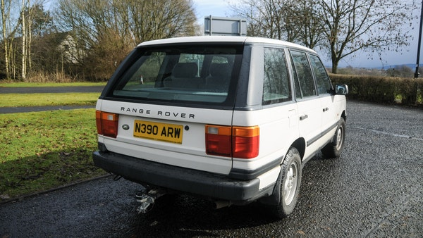 1996 Range Rover P38a Ex-Police For Sale (picture 15 of 104)