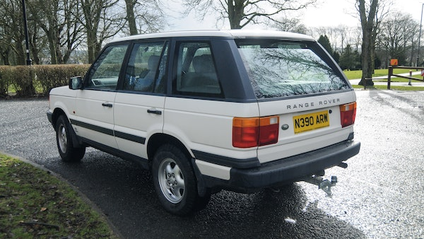 1996 Range Rover P38a Ex-Police For Sale (picture 10 of 104)