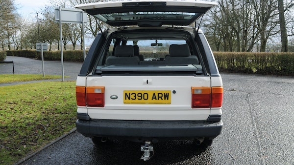 1996 Range Rover P38a Ex-Police For Sale (picture 16 of 104)