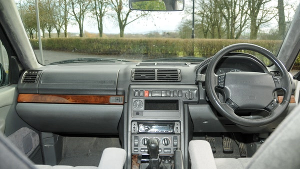 1996 Range Rover P38a Ex-Police For Sale (picture 22 of 104)