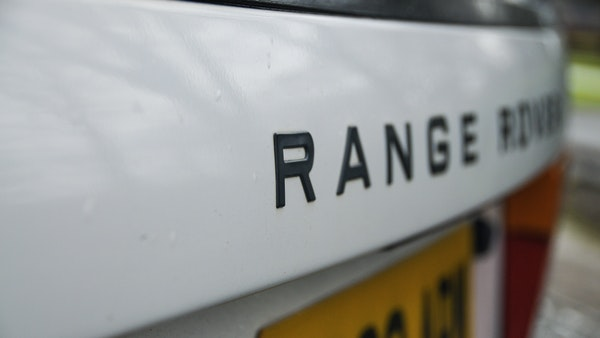 1996 Range Rover P38a Ex-Police For Sale (picture 65 of 104)