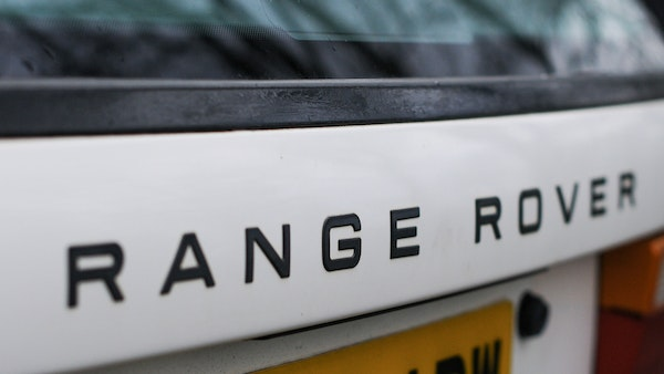 1996 Range Rover P38a Ex-Police For Sale (picture 79 of 104)