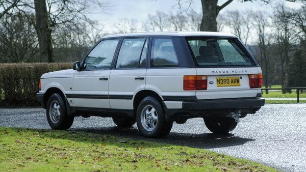 1996 Range Rover P38a Ex-Police For Sale (picture 7 of 104)