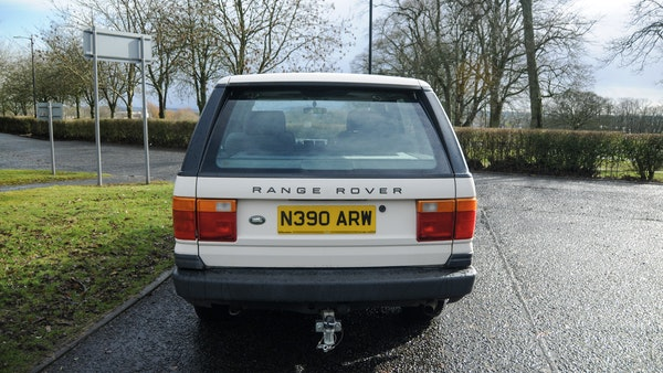 1996 Range Rover P38a Ex-Police For Sale (picture 9 of 104)