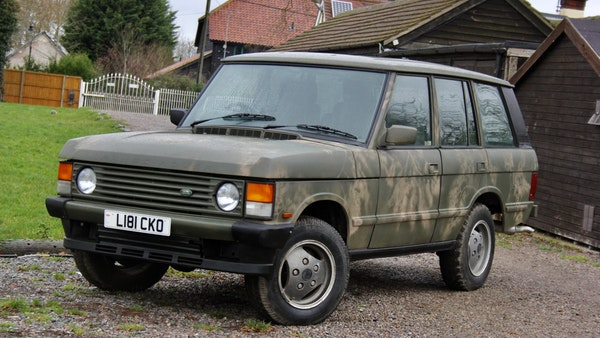 NO RESERVE! - 1993 Range Rover Vogue TDI 2.5 For Sale (picture 21 of 91)