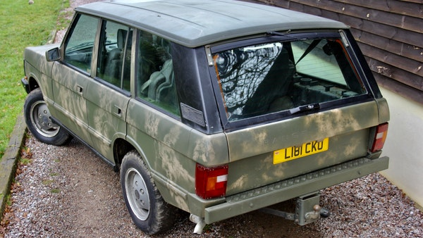 NO RESERVE! - 1993 Range Rover Vogue TDI 2.5 For Sale (picture 19 of 91)