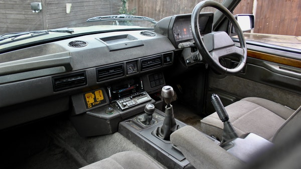 NO RESERVE! - 1993 Range Rover Vogue TDI 2.5 For Sale (picture 29 of 91)