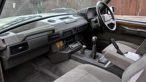 NO RESERVE! - 1993 Range Rover Vogue TDI 2.5 For Sale (picture 28 of 91)